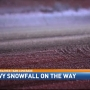 Road crews, police preparing for first heavy snowfall of the season