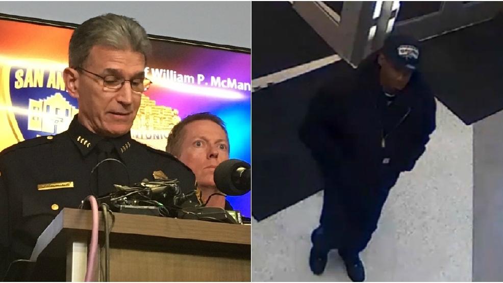 2 San Antonio officers shot; 1 in