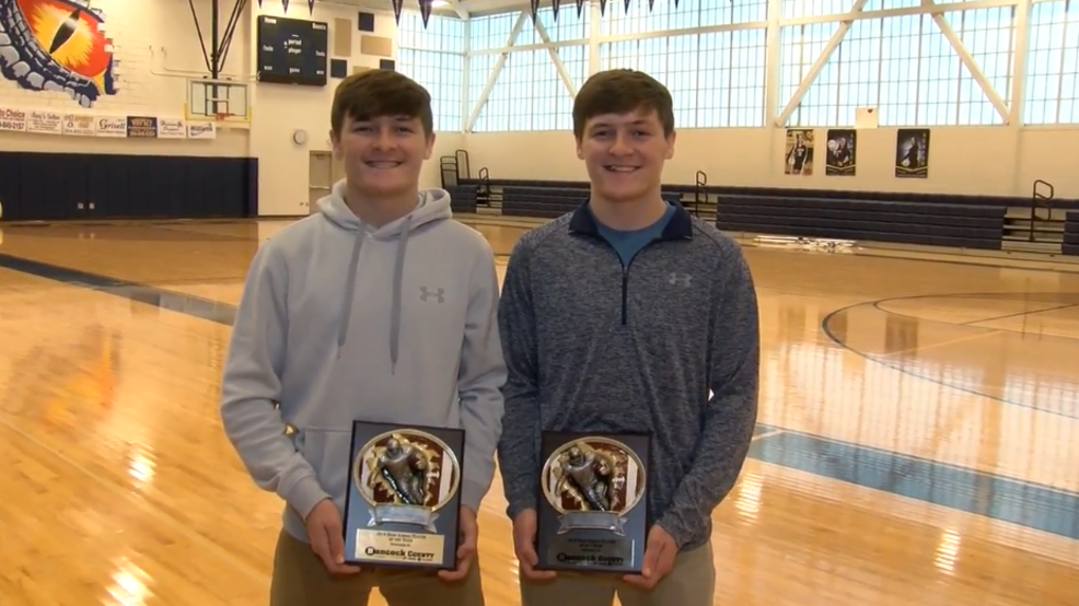 10.31.18 Players of the Week: Andrew and Matthew Ritchea, Cameron