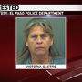 El Paso woman accused of stealing from elderly person