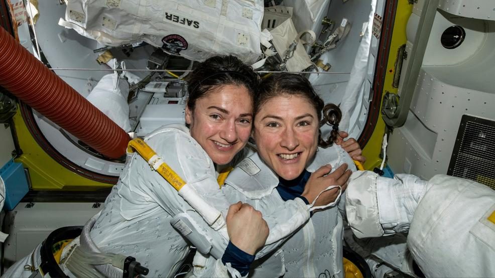 Maine astronaut achieved her lifelong dream. Now she's ready to take on the moon