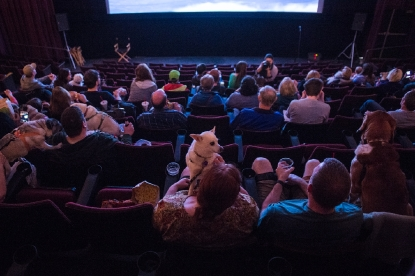 Photos Bring Your Dog To The Movies Day At Uptown Cinema Seattle Refined