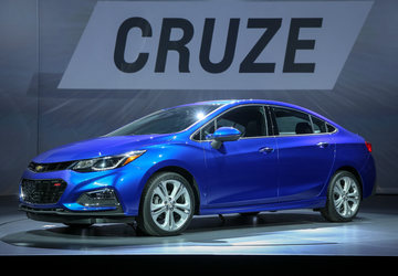 Chevrolet recalls 112K Cruzes over potential fuel leak