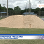 Free sand offered in Escambia, Santa Rosa, and Okaloosa counties