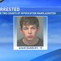 Teen arrested for intoxication manslaughter after fatal crash Wednesday morning