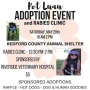 Bedford Co. Animal Shelter hosting rabies clinic, adoption event Saturday