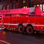 Crews fight fire at downtown hotel