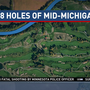 18 Holes of Mid-Michigan: The Fortress Par 3 17th Hole