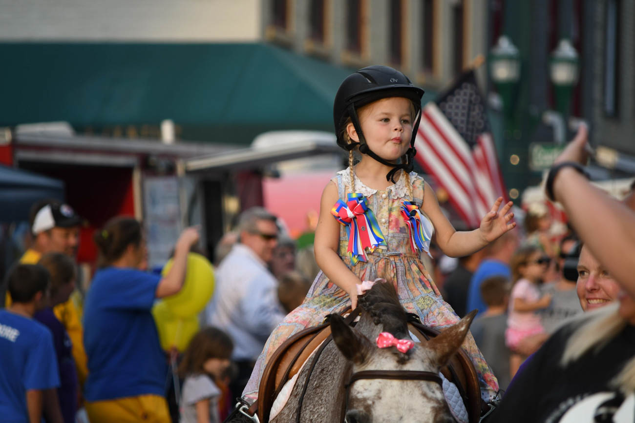 <p>Festival of the Horse is a 3-day festival that celebrates the heritage of the horse. / Image courtesy of Georgetown/Scott County Tourism // Published: 11.1.18</p>