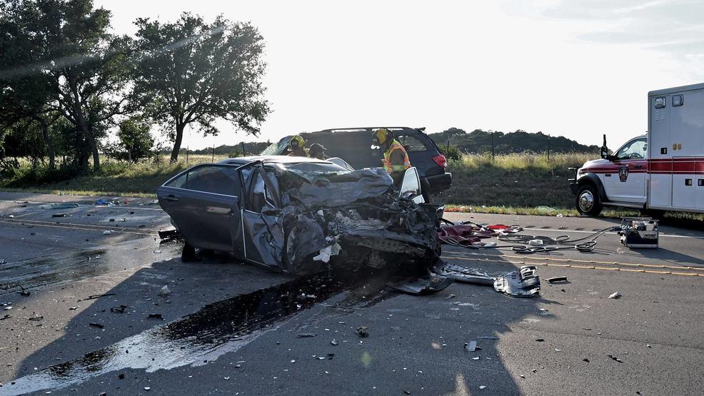 Teen Elderly Couple Killed In Head On Wreck Near