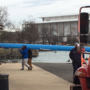 14 rescued from Potomac River after HS rowing team's skiff, 'chase boat' overturn