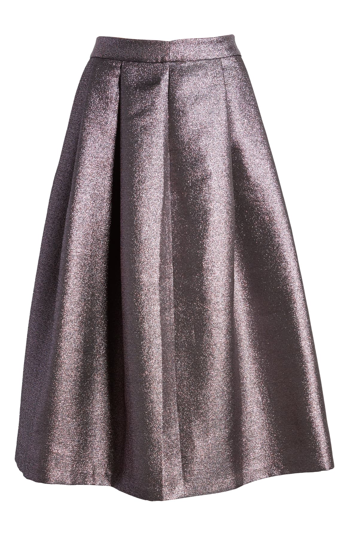 "<a  href=""https://shop.nordstrom.com/s/halogen-x-atlantic-pacific-pleated-metallic-skirt-nordstrom-exclusive/5356606/full?origin=keywordsearch-personalizedsort&breadcrumb=Home%2FAll%20Results&color=purple%20shimmer"" target=""_blank"" title=""https://shop.nordstrom.com/s/halogen-x-atlantic-pacific-pleated-metallic-skirt-nordstrom-exclusive/5356606/full?origin=keywordsearch-personalizedsort&breadcrumb=Home%2FAll%20Results&color=purple%20shimmer"">Halogen x Atlantic Pacific Pleated Metallic Skirt - $169</a>. From cozy to gold hued to tailored, Nordstrom has the hottest trends for getting glam this holiday season! (Credit: Nordstrom)"