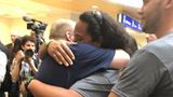 WATCH: Josh and Thamy Holt arrive in Utah