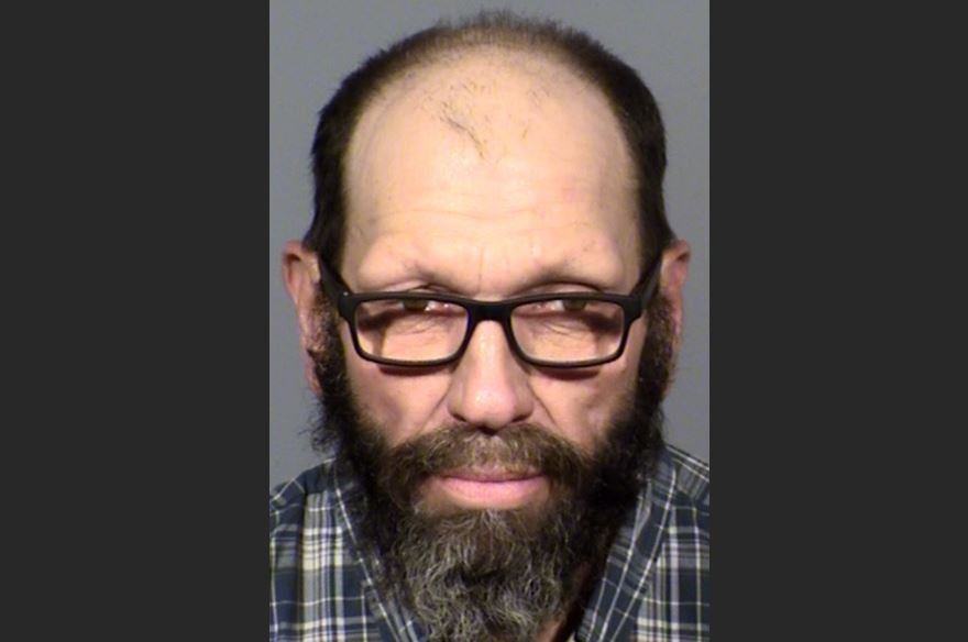 Edward Bedrosian, 54, admitted to police that he shot a man in the head and buried him near Nelson's Landing (LVMPD/KSNV)