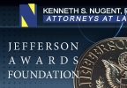 Fill out your Jefferson Award Nomination