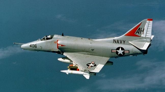 TA-4K Skyhawk