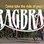 RAGBRAI route taking riders to Algona after night in Spencer