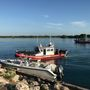 Homeland Security investigating boat in Fort Pierce