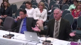 Complaint against superintendent prompts heated argument at McAllen school board meeting