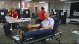 A minute to save a life: Red Cross helps connect volunteers to blood banks