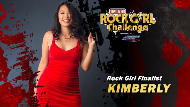 Rock Girl 2017 | Finalist Sizzle: Kimberly