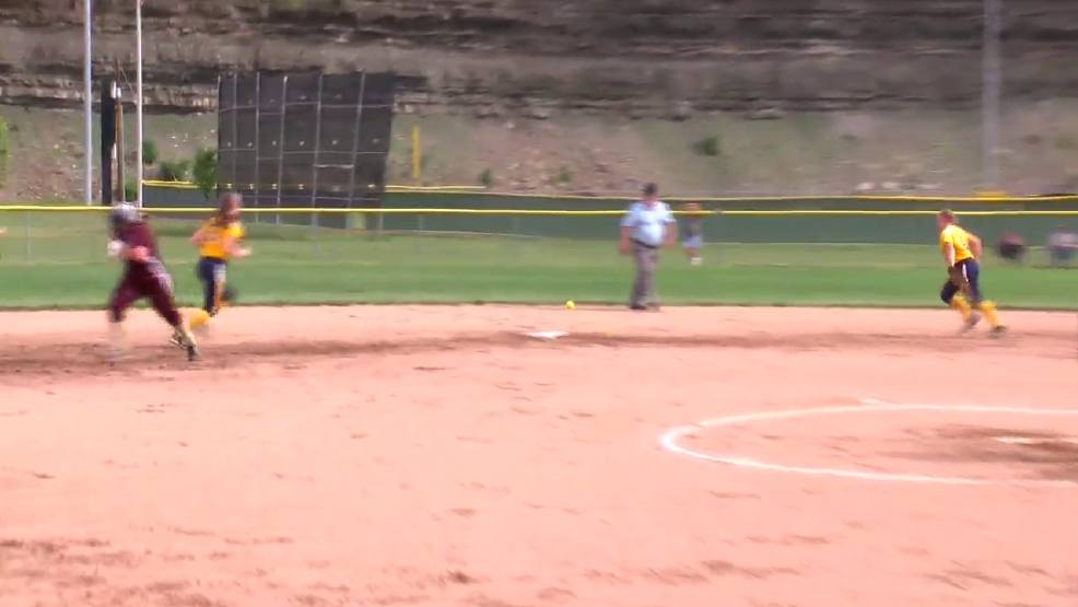 5.12.16 Video- Cameron vs. Wheeling Central- high school softball regional semi-final