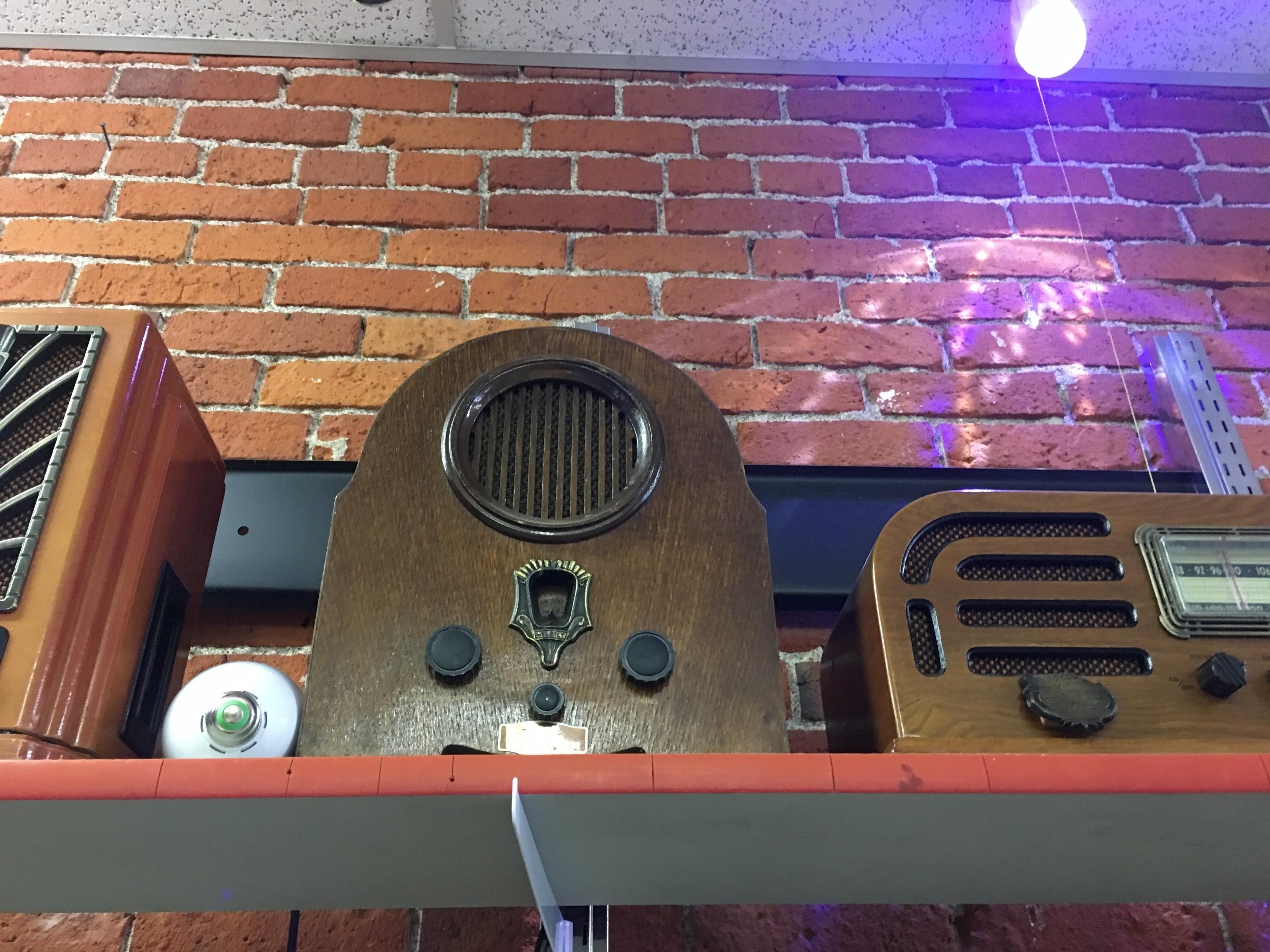 'Radio Days' gives visitors a look into the past