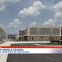 Take a look inside the brand new Beulah Middle School