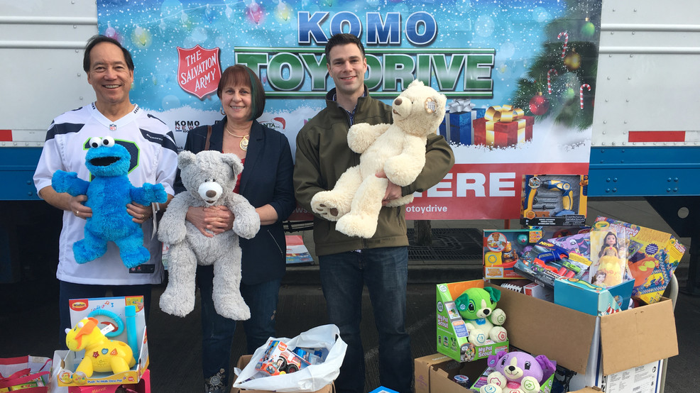 Donate now to the annual KOMO Toy Drive