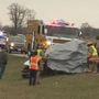 UPDATE: One person dies in early morning Boone County crash