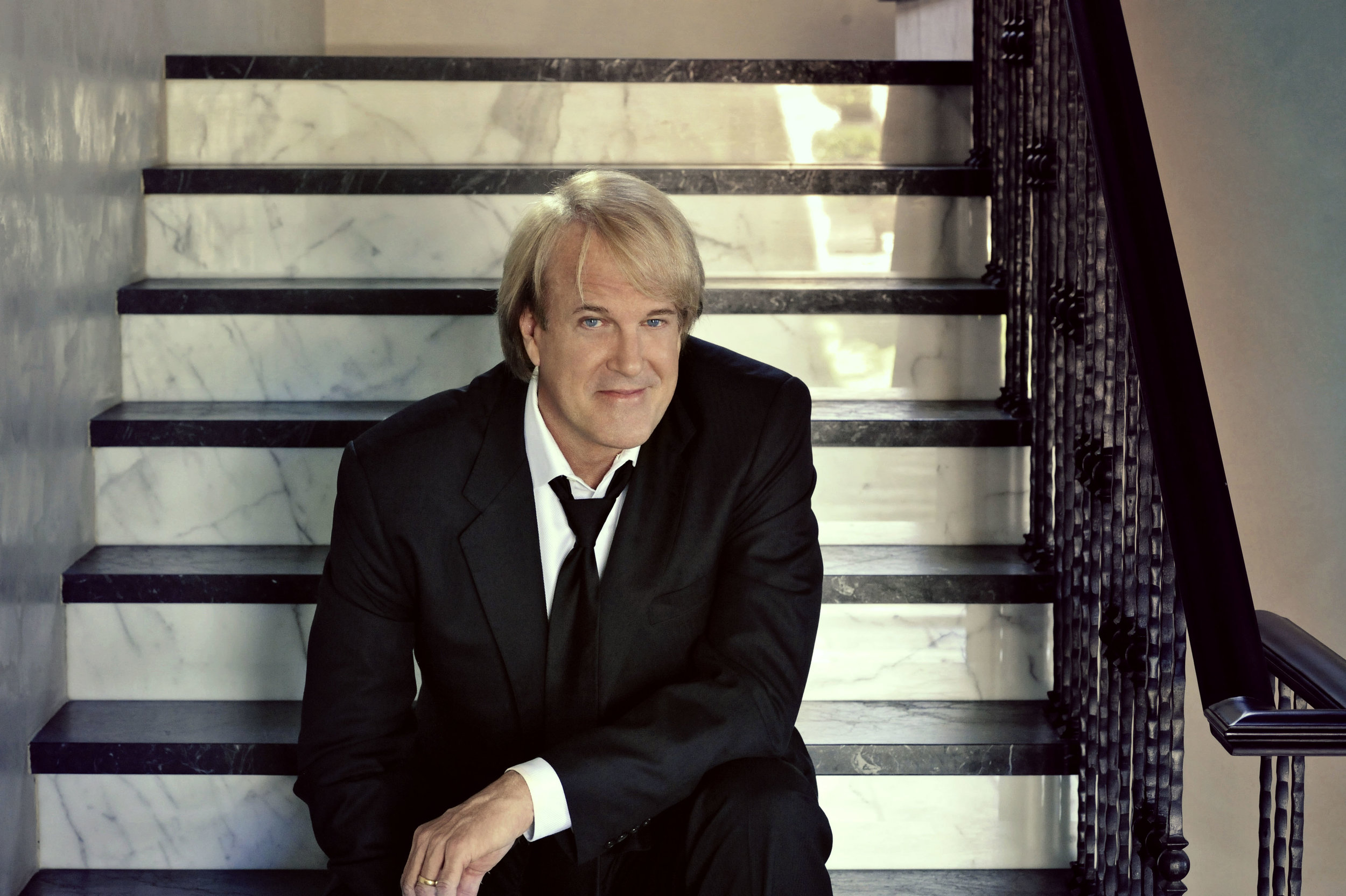 John Tesh is a composer, musician and broadcaster who has earned countless awards and honors including  six music Emmys and three gold records. He's also headlined multiple PBS specials and sold 8 million records. (Photo: John Tesh)