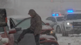 Update: Driving too fast in snow — 4 UHP trooper vehicles hit, hundreds of crashes in Utah