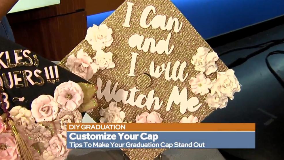 Diy Graduation Caps Woai