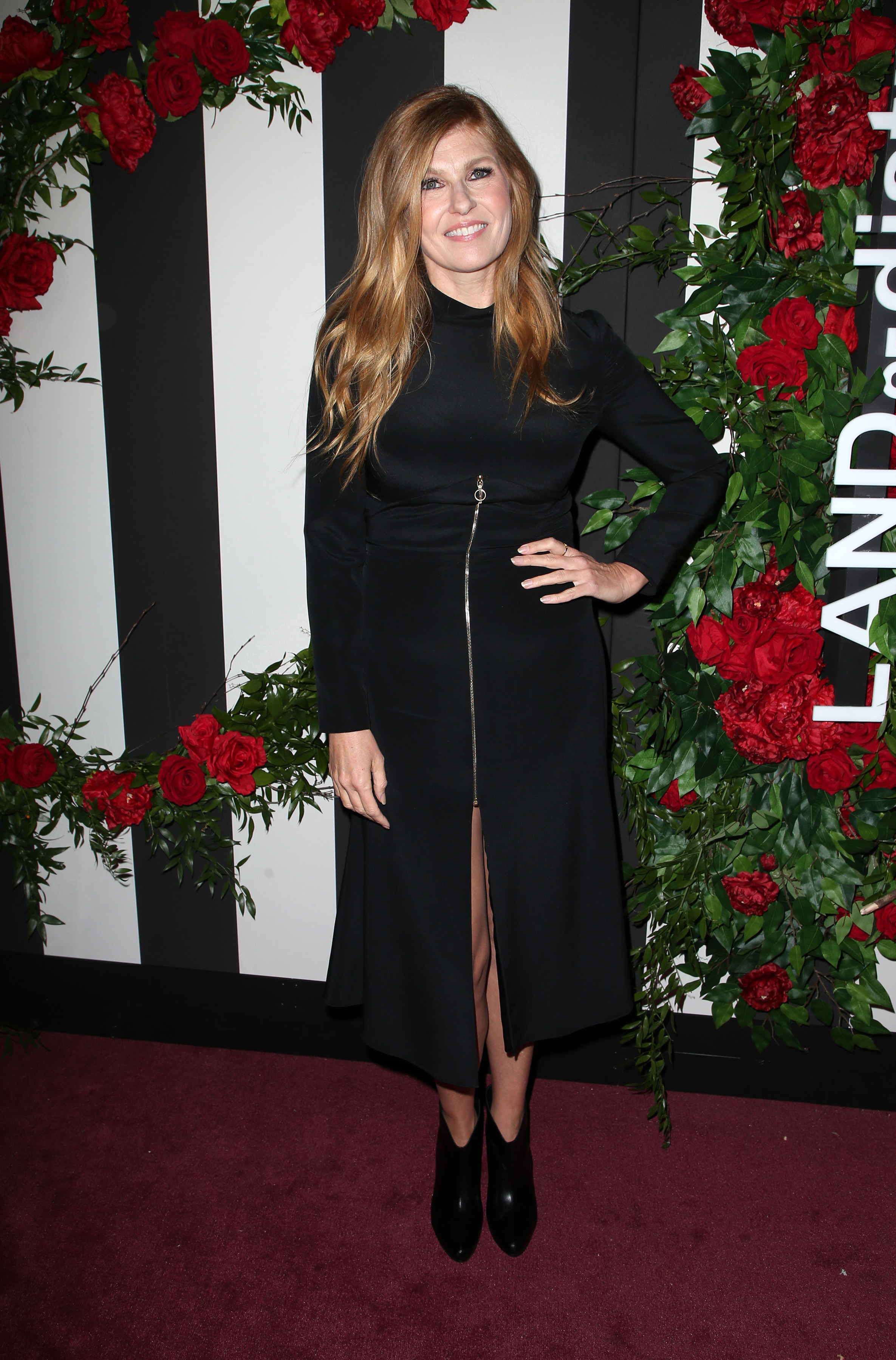 LAND of distraction Launch - Arrivals                                    Featuring: Connie Britton                  Where: West Hollywood, California, United States                  When: 30 Nov 2017                  Credit: FayesVision/WENN.com