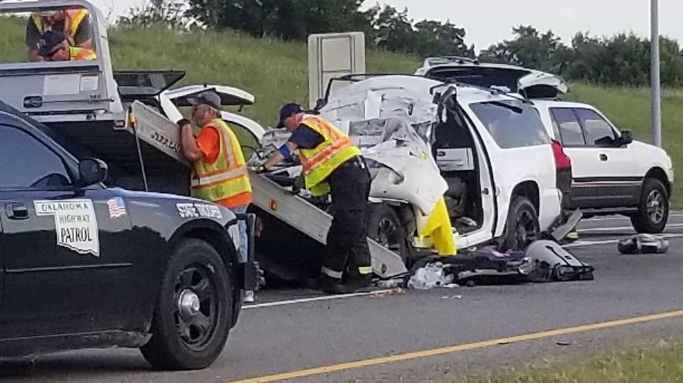 Tulsa Car Accident Van Horn
