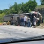 Lake Travis fire truck, five vehicles involved in crash on FM 620
