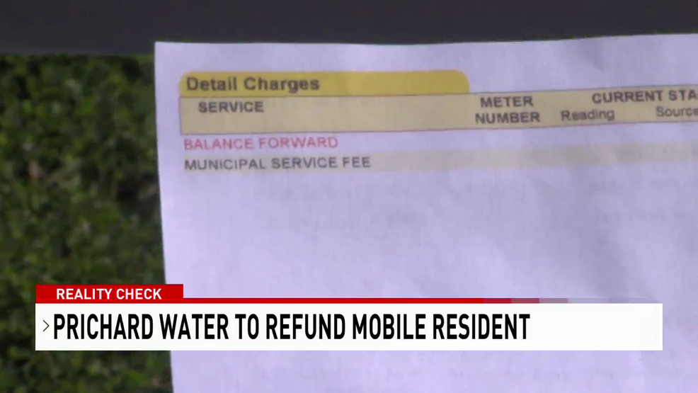 (WPMI) Reality Check: Mobile man getting refund after bill mix up
