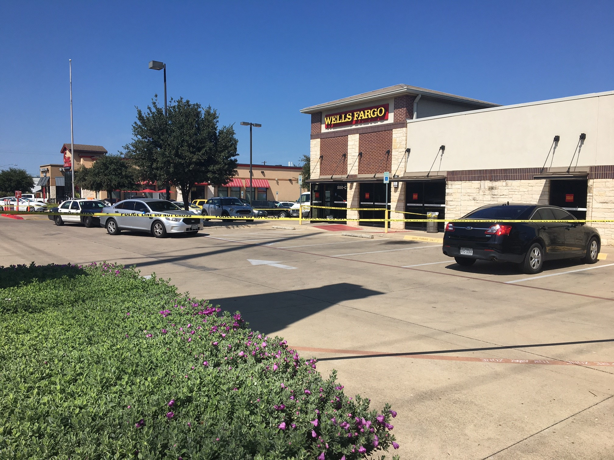 Wells Fargo Location on 500 E. Ben White Blvd.  (Photo: CBS Austin)