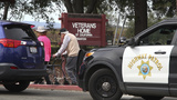 3 workers killed at California veterans center, gunman dead