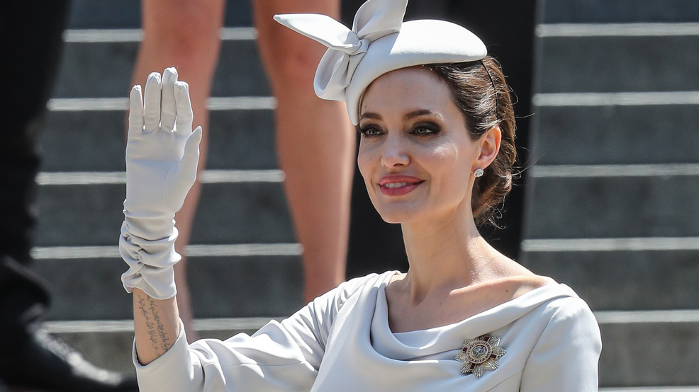 Angelina Jolie urges world leaders to take action on sexual violence in war zones