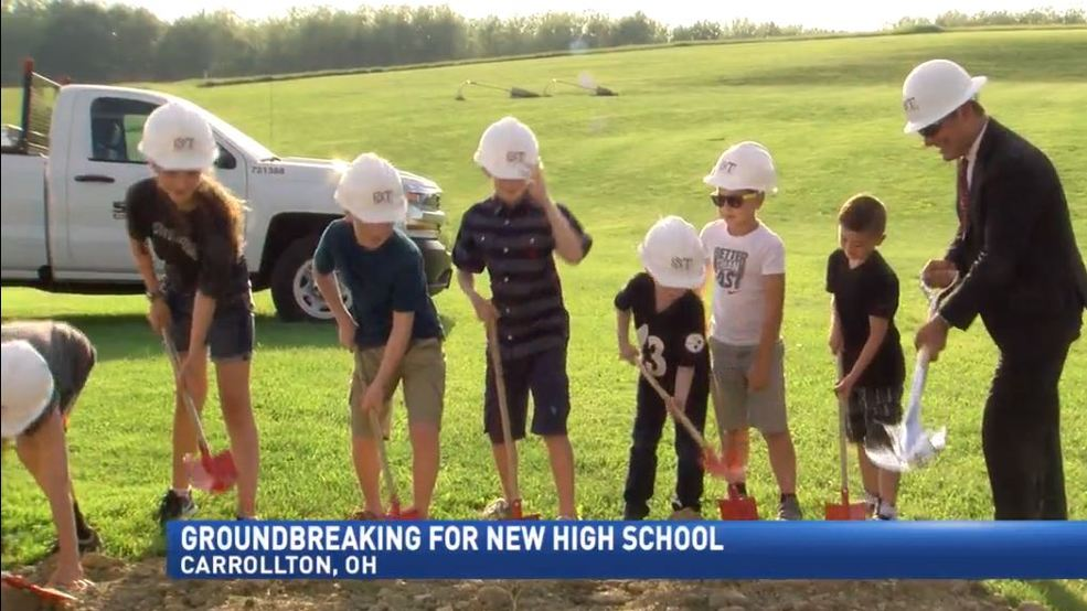 Carrollton breaks ground on new school