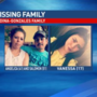 MISSING FAMILY: children seek answers after parents, sister disappear Monday
