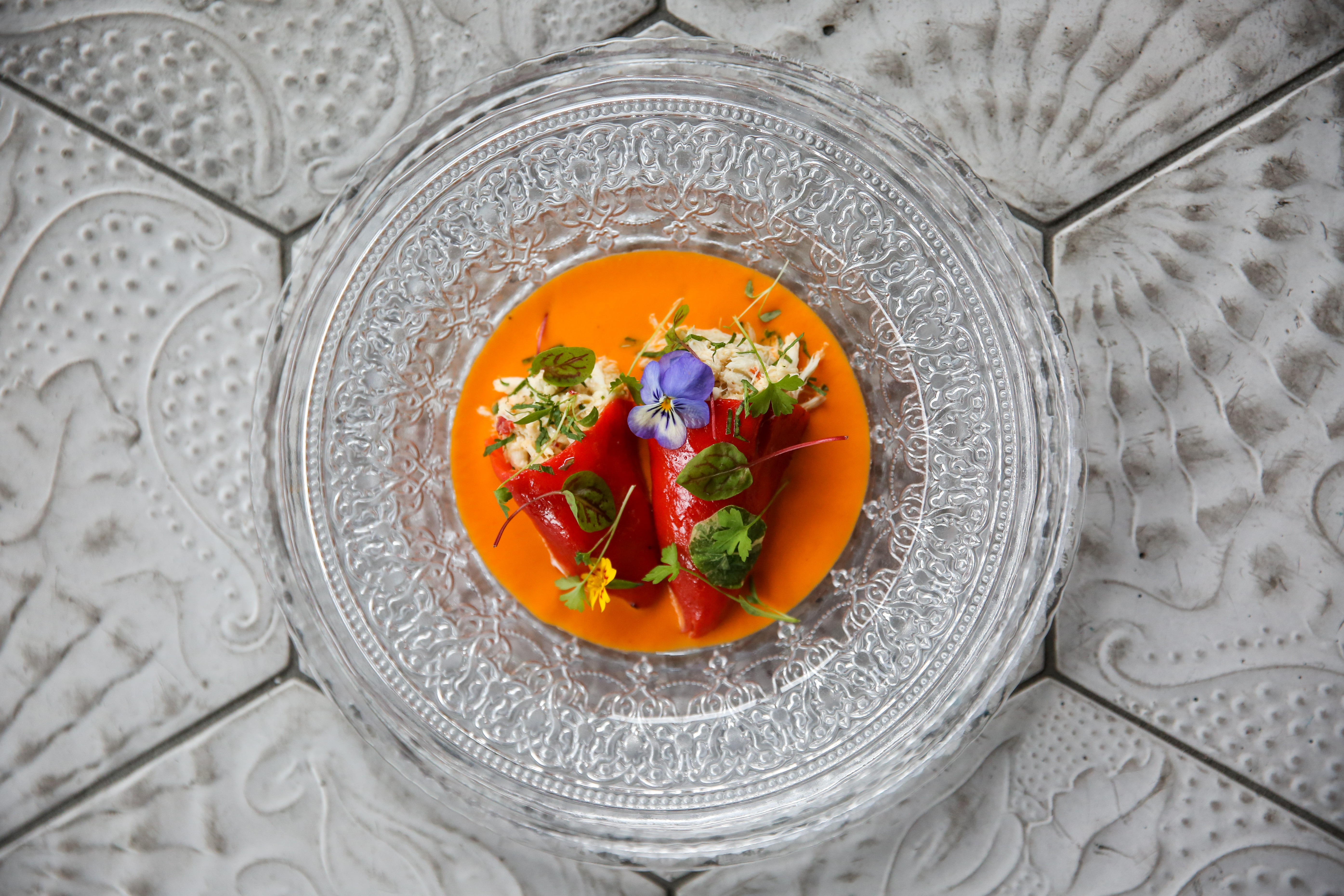 Fabio and Maria Trabocchi also picked up three nominations for their various restaurants: Fiola Mare for Fine Dining Restaurant of the Year; Sfoglina for Upscale Brunch of the Year; and Del Mar for New Restaurant of the Year. (Image: Amanda Andrade-Rhoades/ DC Refined)