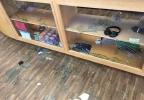reward offered after signed srv guitar stolen from south austin store keye. Black Bedroom Furniture Sets. Home Design Ideas