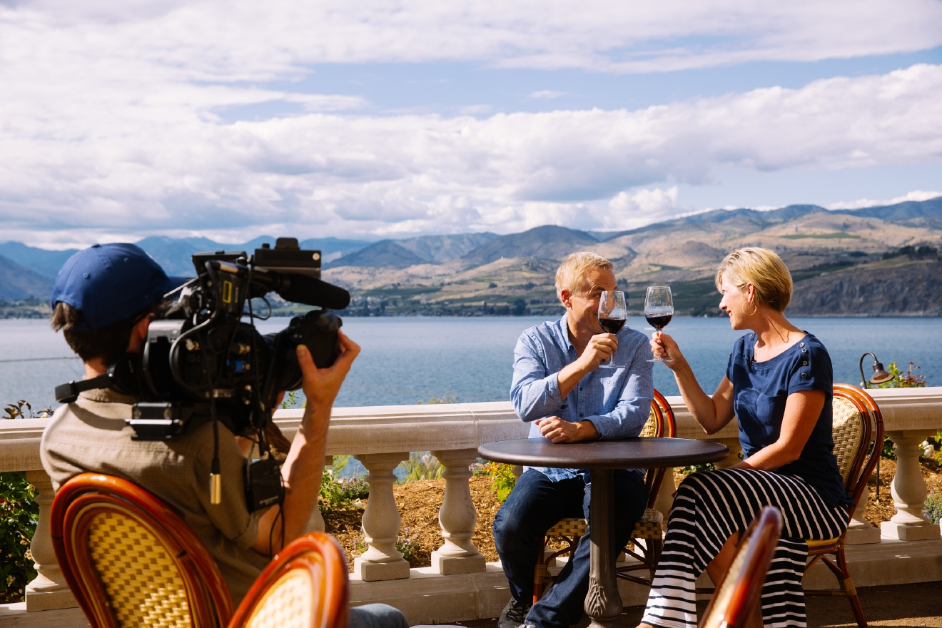 "On a recent trip to Lake Chelan, we were tasked with exploring multiple wineries, restaurants, activity centers and views to put into a half-hour TV show. Tough life right? Well actually, it really is - because we could go on and on about the things we saw for much longer than 30 minutes. Soooo we are going to do a quick Chelan Spotlight every week to highlight some of the places we saw!  This week, it's all about Siren Song Wines. Proprietors Kevin and Holly Brown believe everyone has a calling, a ""Siren Song,"" and theirs is to share the romance and beauty of hand-crafted wines and food pairings with us! Works out wonderfully for everyone who gets to indulge. More info on eating, drinking and visiting at www.sirensongwines.com. (Image: Joshua Lewis / Seattle Refined)"