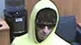 Chase Bank robbed on Tuesday night