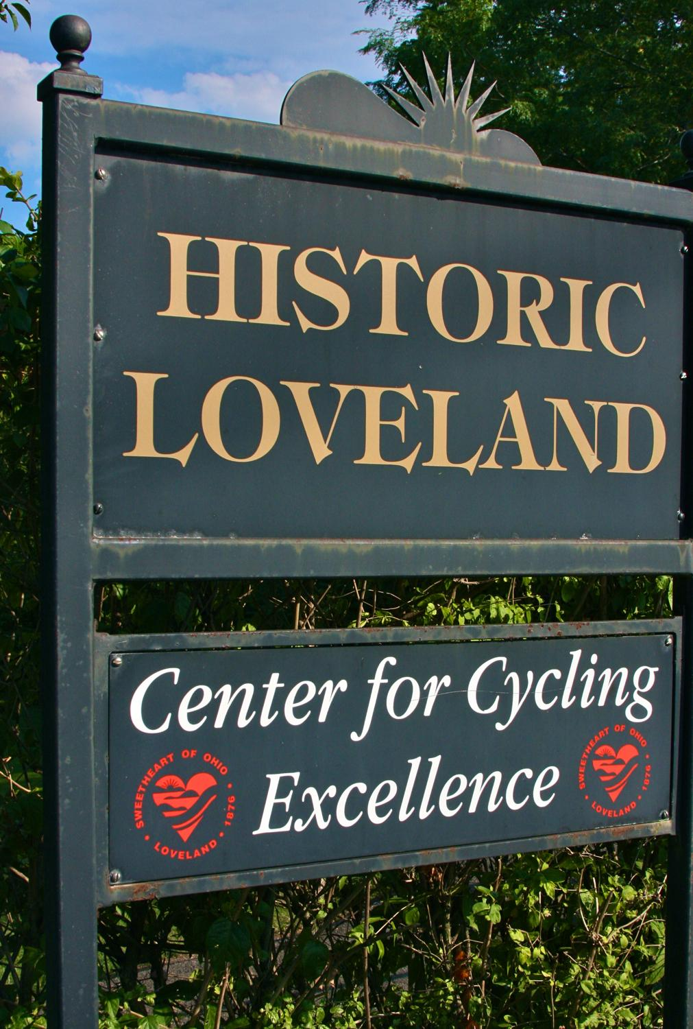 Gather your friends and family for a blissful day of biking, running, picnicking, and kayaking on the 70-mile Loveland Bike Trail this summer. It's located at 206 Railroad Ave, Loveland, OH 45140. / Image: Molly Paz