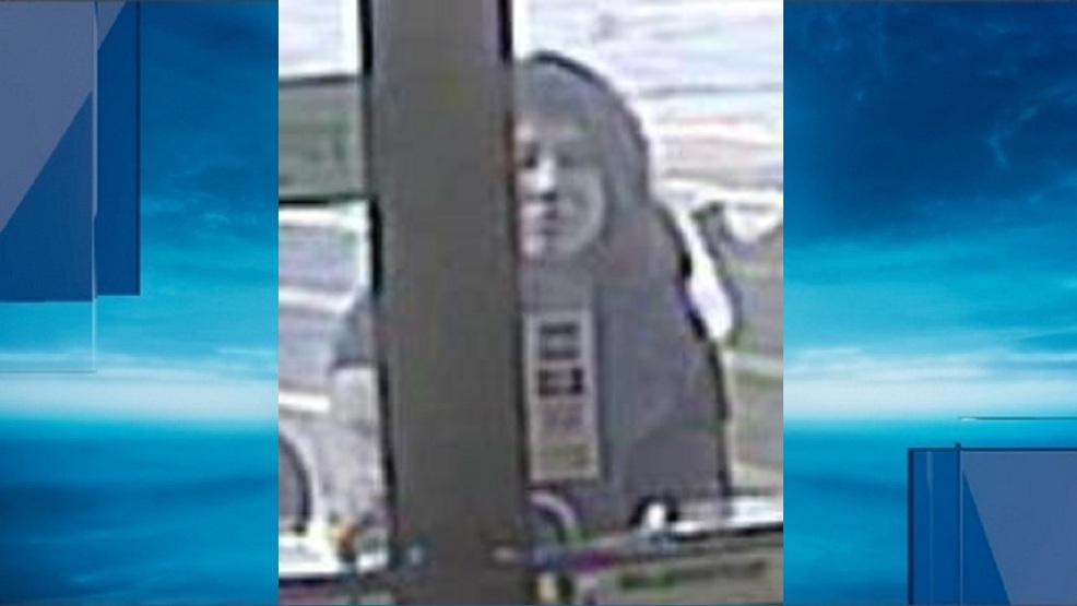 REWARD: Woman sought in vehicle burglary, credit card ...