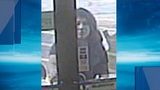 REWARD: Woman sought in vehicle burglary, credit card abuse case