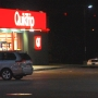 Police search for armed suspect in QuikTrip robbery